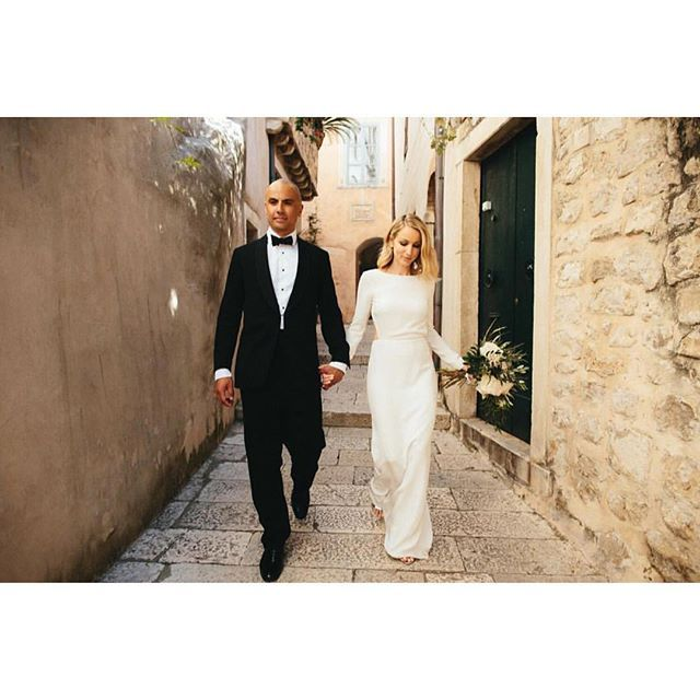 """Wedding Gown Alterations Nyc: SUNDAYS FOR LOVERS. REAL HOUGHTON BRIDE IN THE """"CHEYNE"""