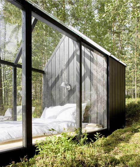 Garden Shed by Ville Hara and Linda Bergroth Bricks, Helsinki and