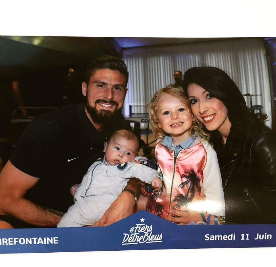 Giroud family, Source: Pinterest