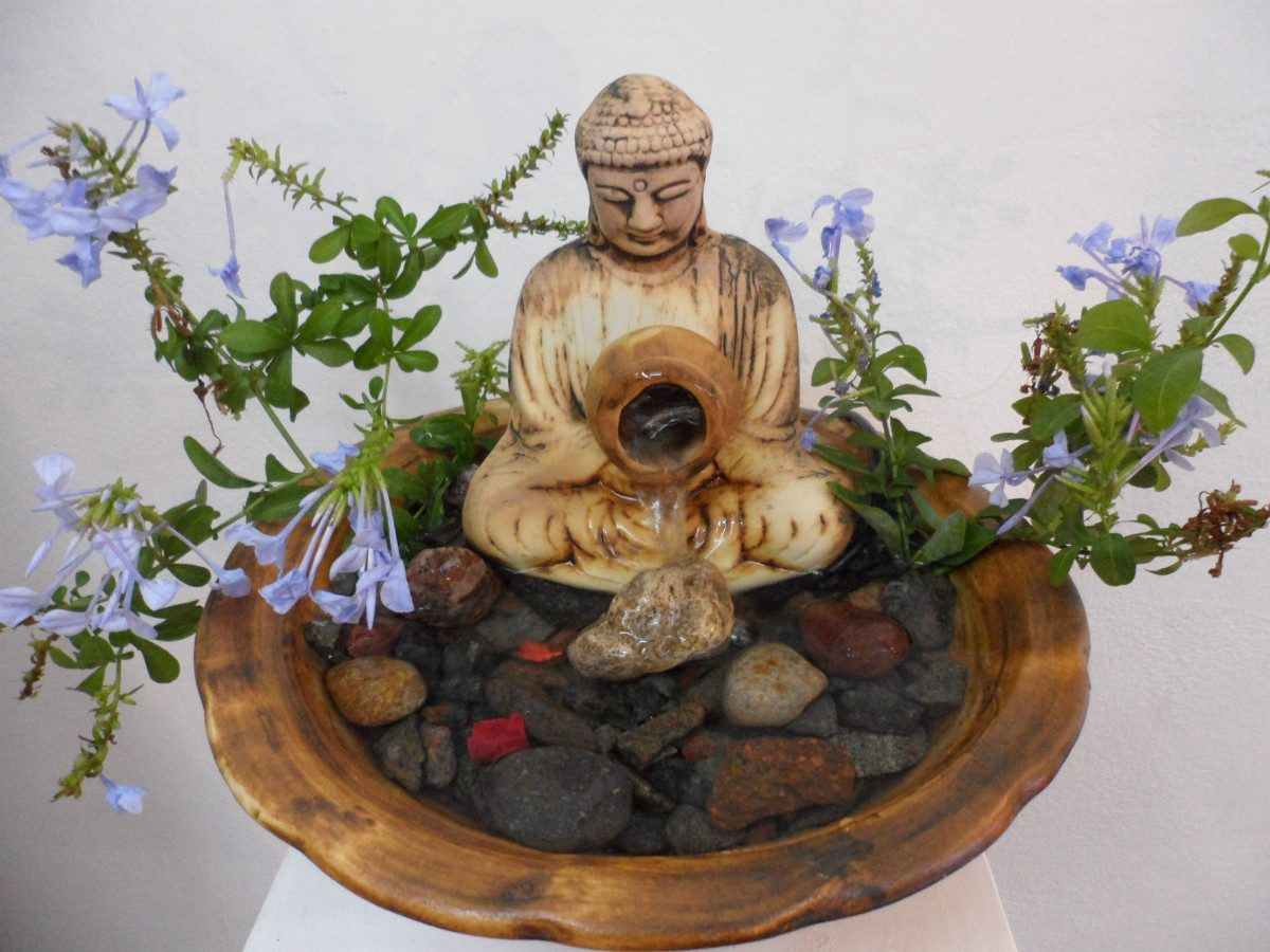 fuente zen casera buscar con google - Fuentes Zen
