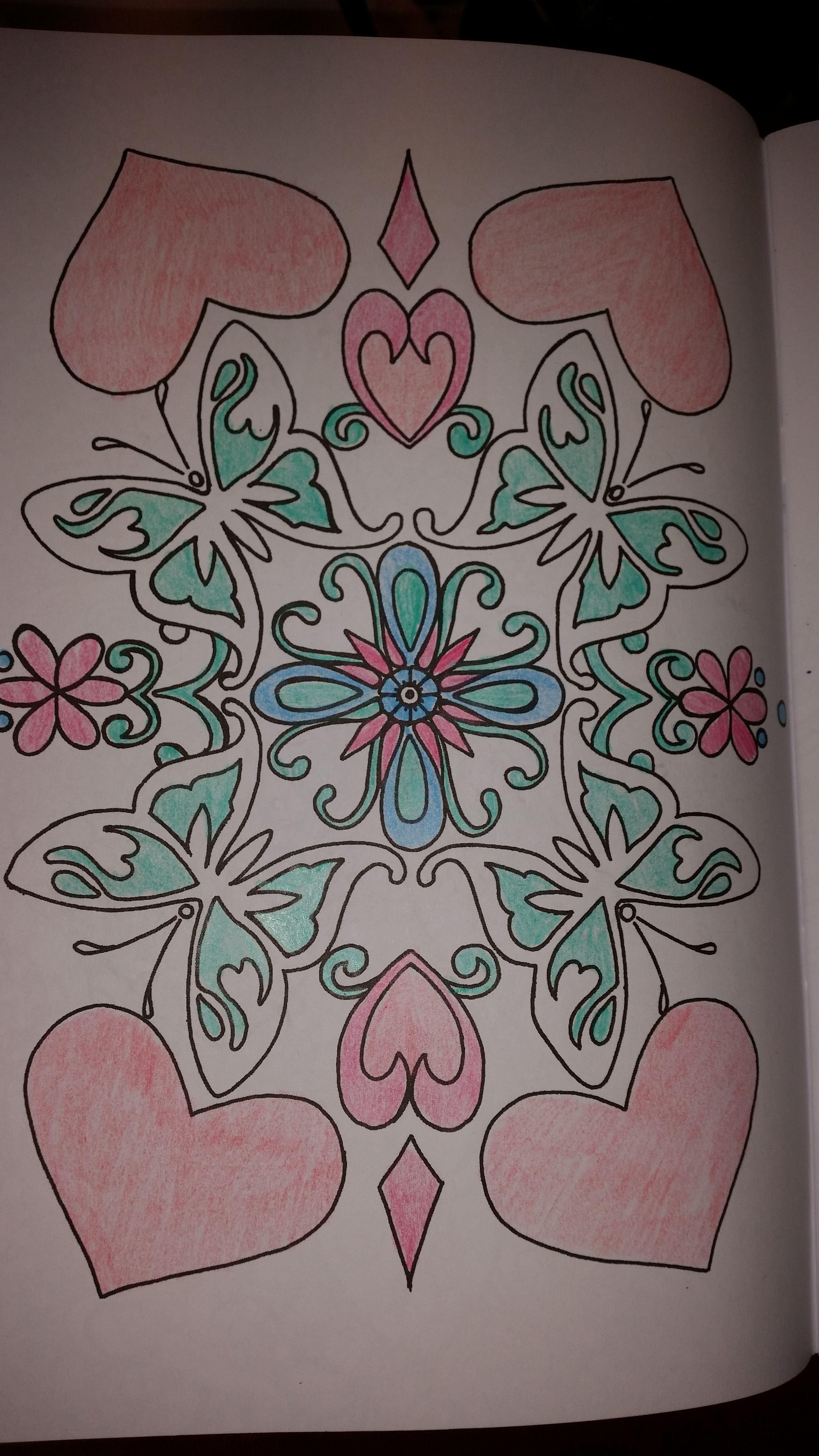 chantal s hartjes kleurplaat kleurplaten kleuren