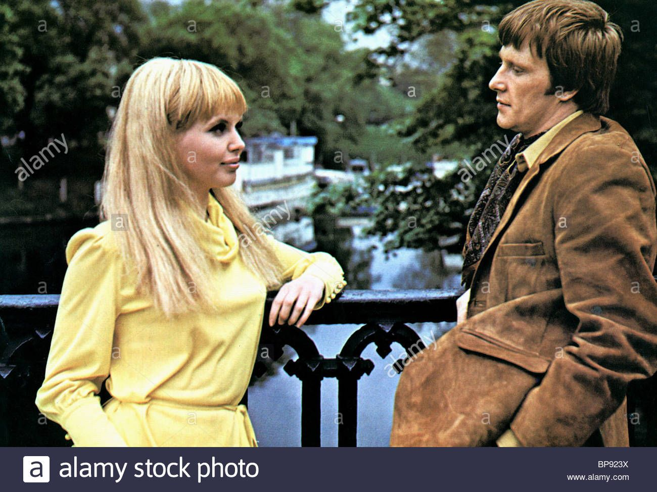 Patricia Brake And Dennis Waterman In My Lover Son 1970