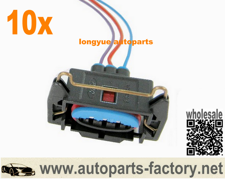 51459c0d5b23b797e84bd06f66b4bfdc long yue 4 cylinder edis coilpack coil pack connector plug harness Coil Pack Replacement at fashall.co