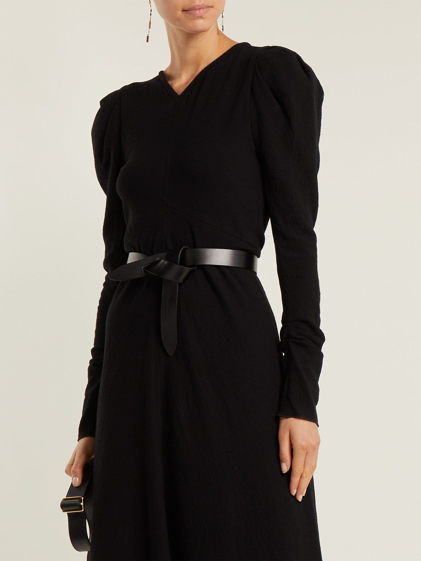 ef02bd4ba71 Lecce skinny knot leather belt | Isabel Marant | MATCHESFASHION.COM ...