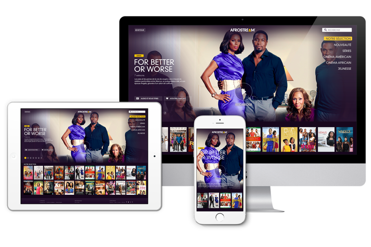 Afrostream launches its video streaming service in 24 new