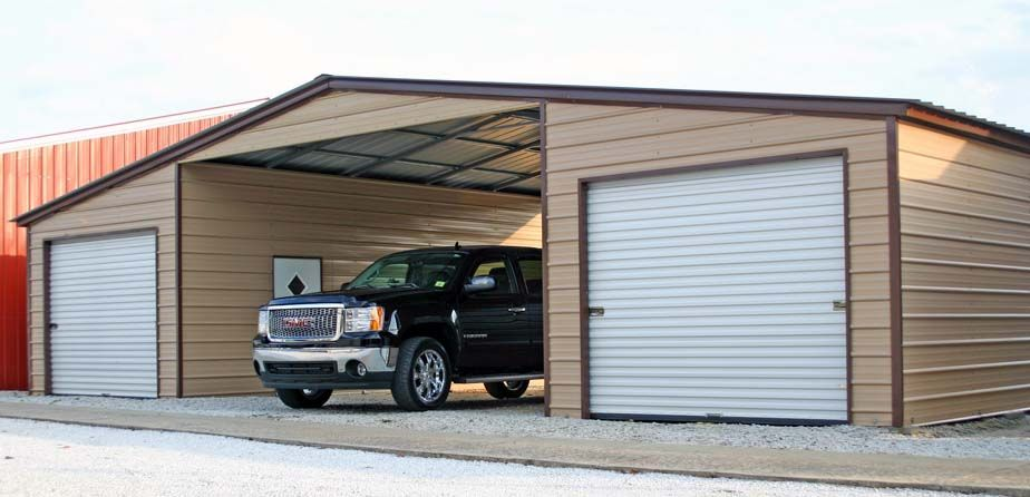 Carports Steel Buildings Product view