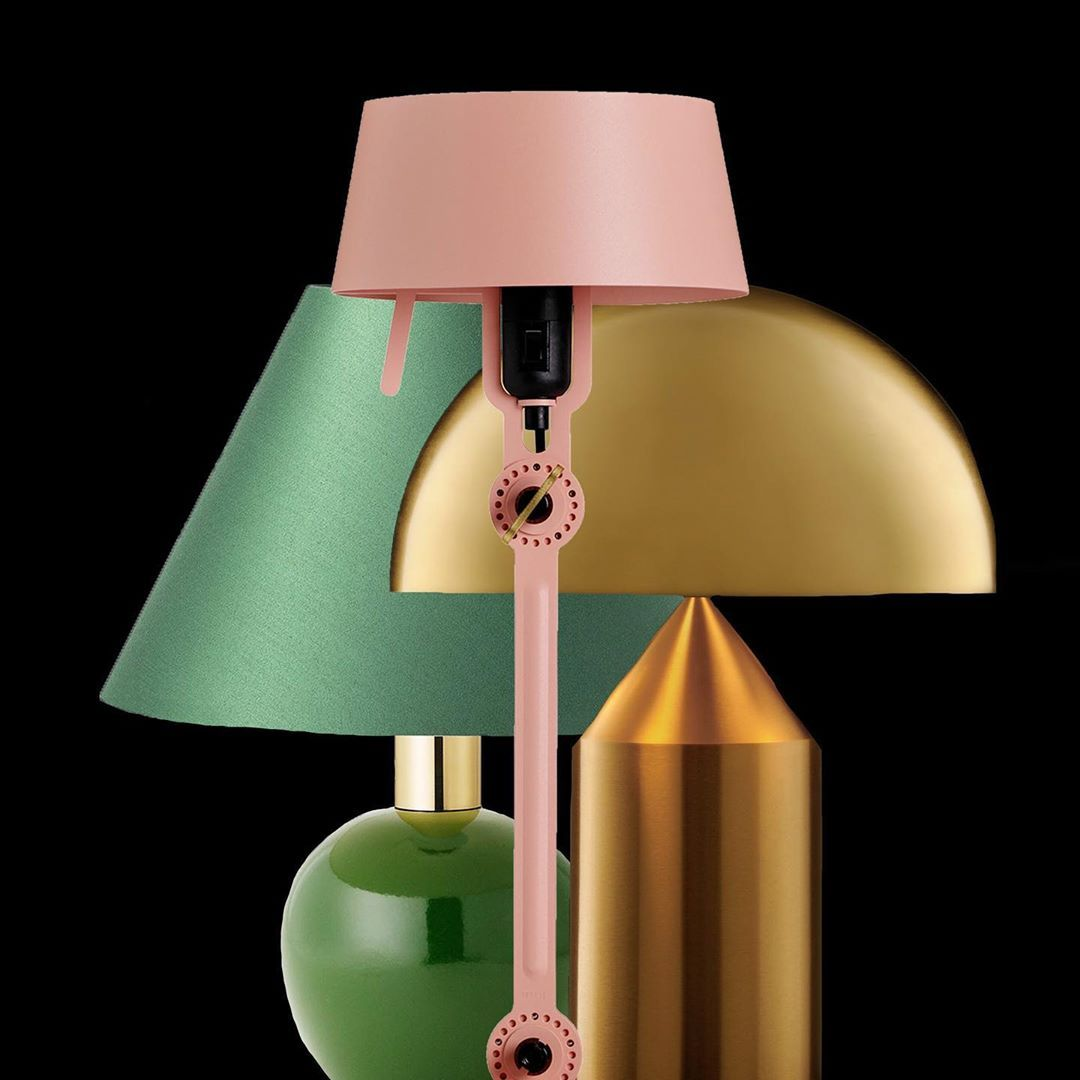 Ad Pro On Instagram Table Lamps Are To A Room What Jewelry Is To An Outfit When It S The Just Right Style Shape And Scale The Fixture Can Be The Perfect