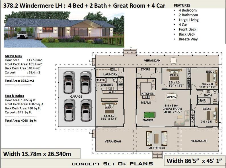 Hillside House Architecture House Plans Online House Plans Australia Country Style House Plans
