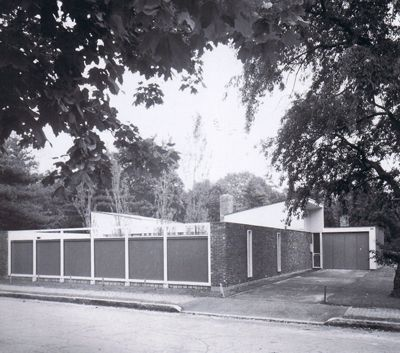 6 casa sert cambridge vista desde el exterior garaje 400 casas unifamiliares aisladas - Cambridge trabajo desde casa ...