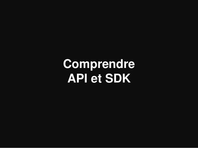 API et SDK expliqués pour les marketeurs et communicants - by @AlexJubien https://t.co/OFVfnotcMP https://t.co/deM2lJXxzk