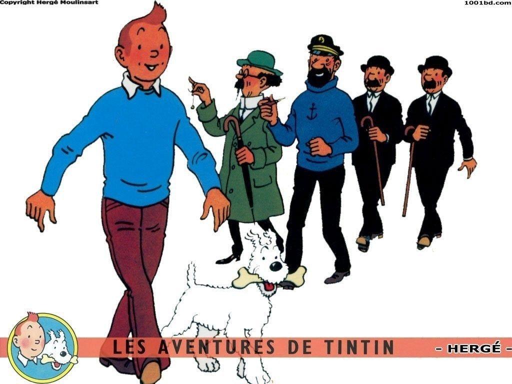 Image Tintin Herge Tintin Tintin Dessin Anime
