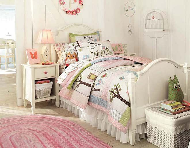 I Love The Pottery Barn Kids Hayley Owl Themed Bedroom
