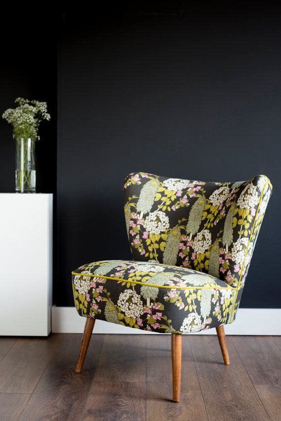 Polka Polka Botanical Cocktail Chair