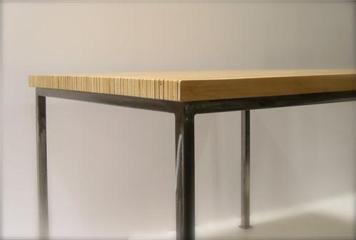 Nice Plywood   Same Way I Made My Table Top.
