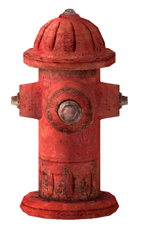 Hydrant Transparent Hydrant Fire Hydrant