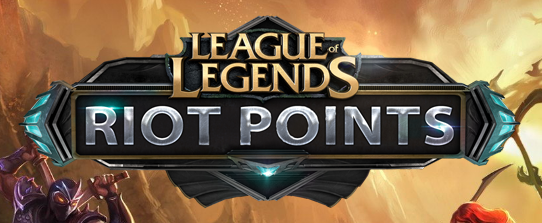 Generate unlimited free riot points (RP) for League of Legends, redeem the generated code in the official LoL store and credit your account with free riot points! http://www.generator4riotpoints.com/