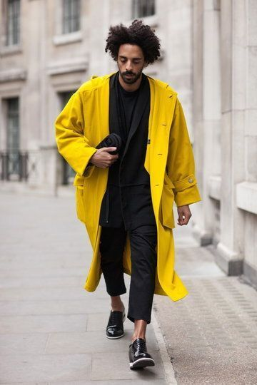 Menswear Trends for Spring