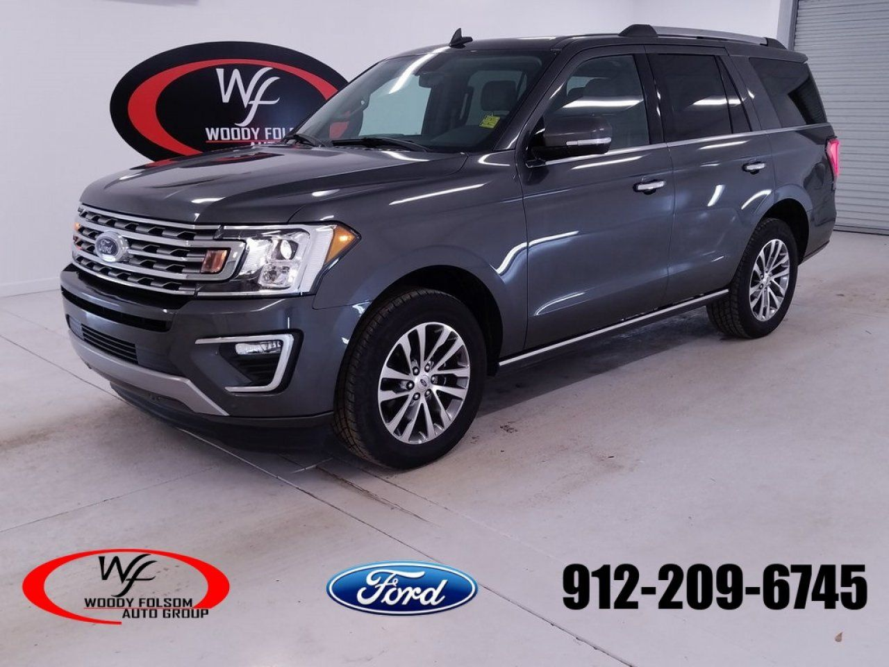 2017 Ford Expedition Platinum In Magnetic New Ford Expedition