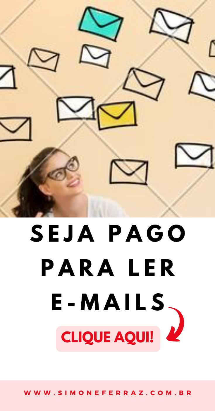 GANHE DINHEIRO LENDO E-MAILS