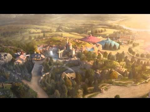 New Fantasyland at the Magic Kingdom. Visit our website for more great videos!