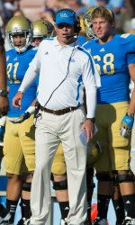 Coach Jim Mora Football Coach Ucla Ucla Bruins