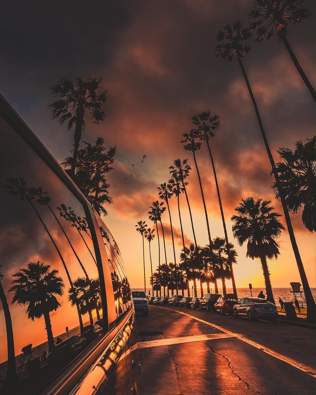 Beautiful Nature Los Angeles: Dreamlike Landscapes Of San Diego By Alec Basanec