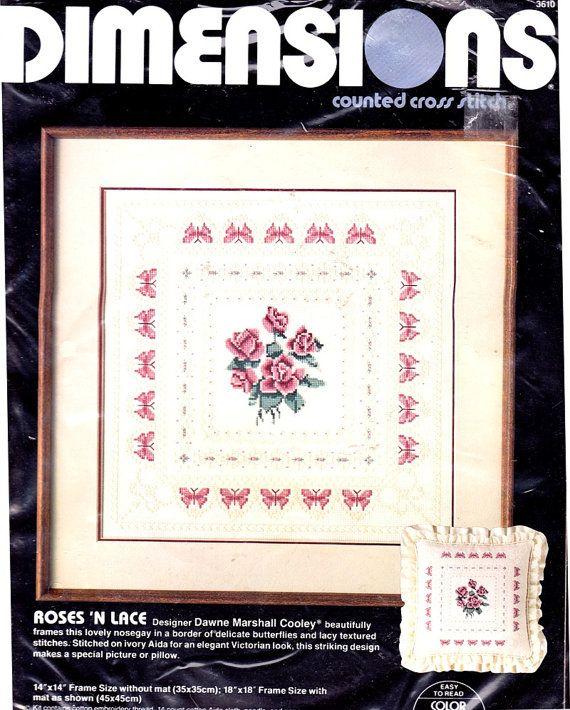 ON SALE 10 % Rabatt auf Dimensionen Rosen von RosesPatternTreasury