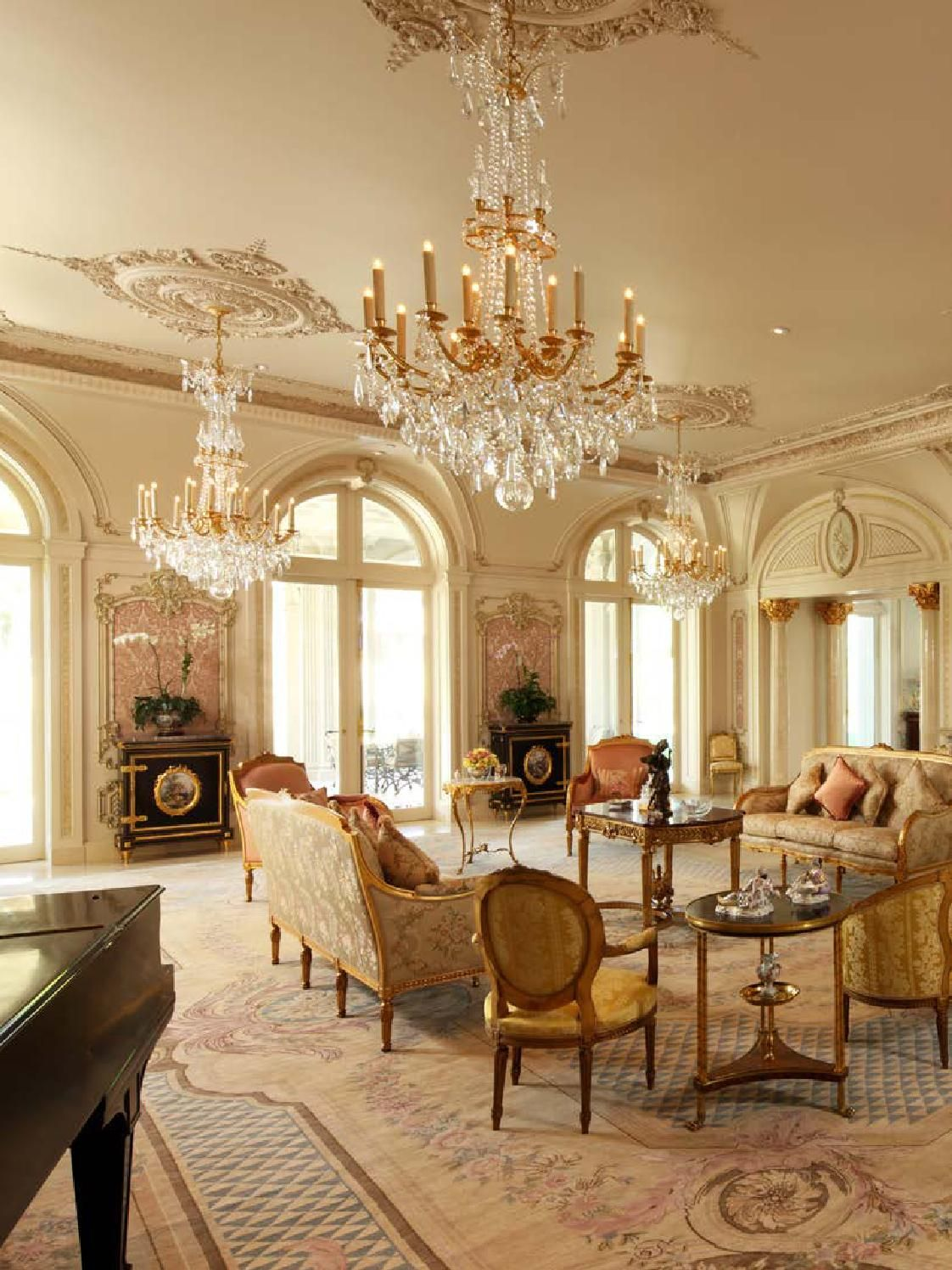 Home Decor Interior Design: European Neo-classical Style II In 2020