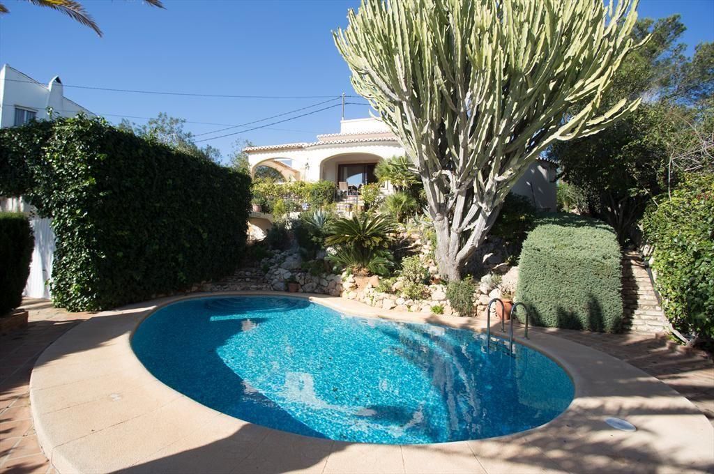 Villa:Acuarela vistas