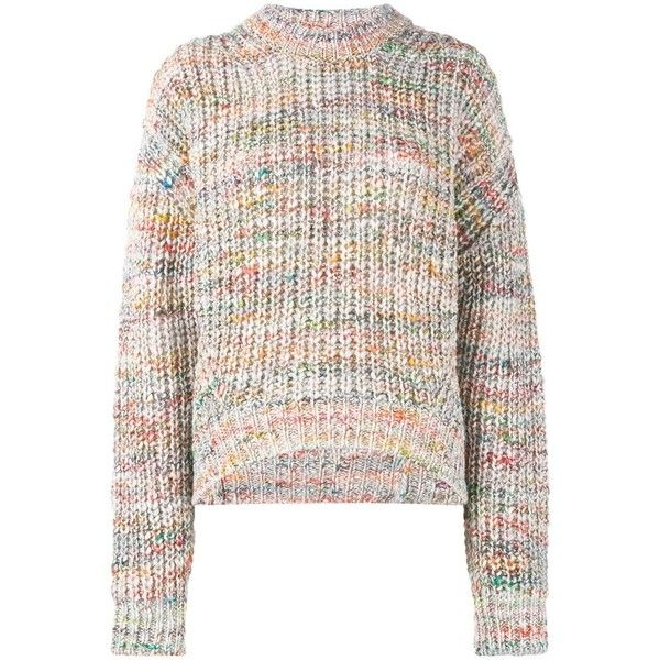 6d1cfb1f9aa Acne Studios Zora sweater (€420) ❤ liked on Polyvore featuring tops ...