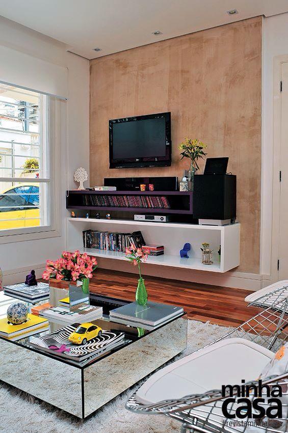 Sala Simples E Bonita 6 Deco House Home Decor Living Room