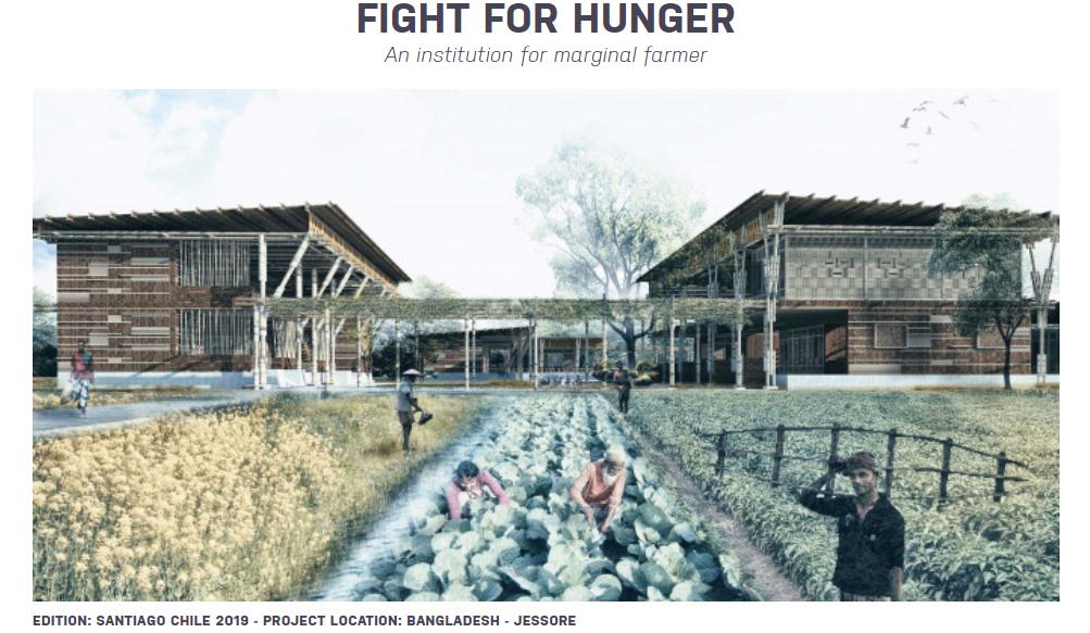 Hunter Douglas Award Archiprix 2019 Farmer Architecture
