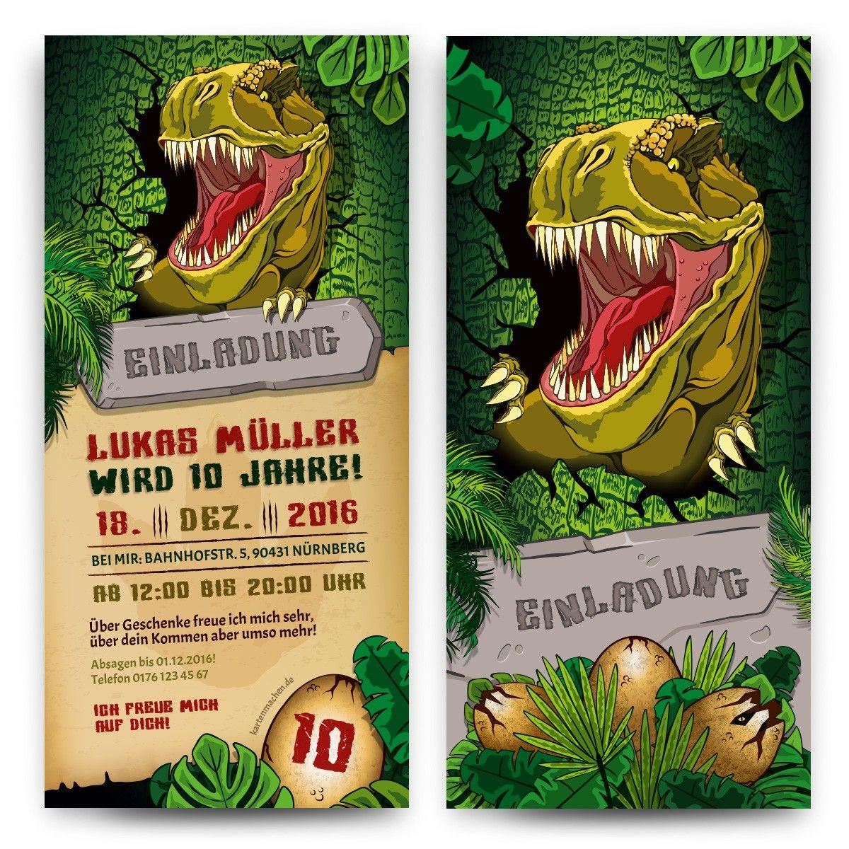 einladungskarten für kinder zum geburtstag - zoo besuch | zoo, Einladung