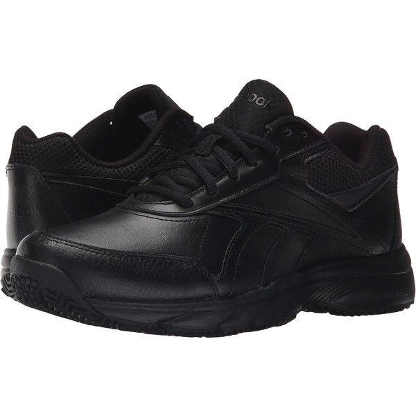Zapatos negros Reebok Work'n Cushion para mujer zLGLViUY