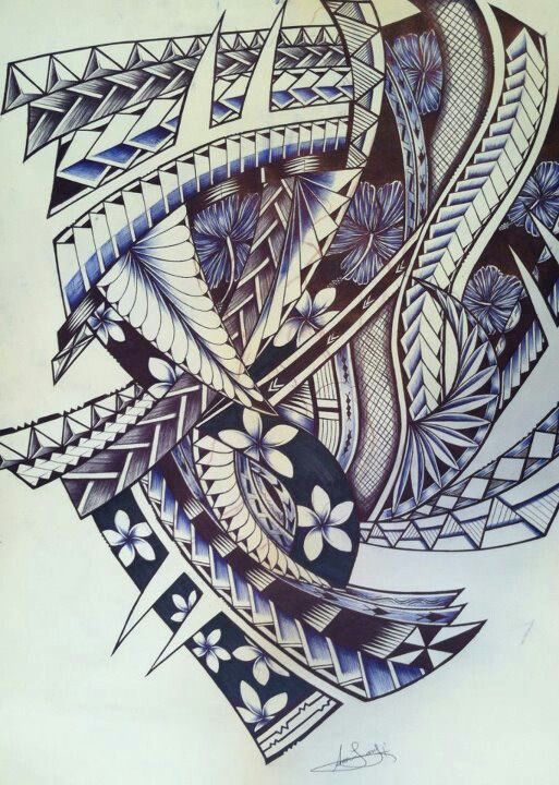 6b643e2f3 Tongan #polynesian #tattoo | Native American Tattoos | Polynesian ...