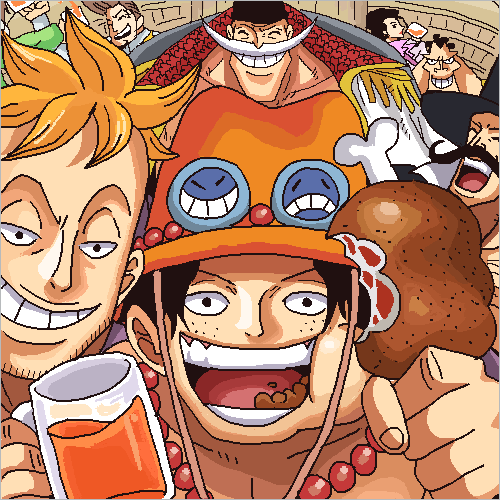 one piece thatch ace | Side Bar: endlessvearthIcon: 宇由@pixiv