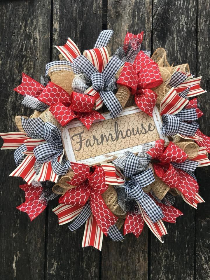 Photo of Wreaths & Centerpieces by Creators in the Trendy Tree Marketing Group February 2019 – Trendy Tree Blog  Holiday Decor Inspiration   Wreath Tutorials Holiday Decorations  Mesh & Ribbons