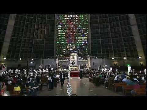 Missa O Rio Celebra / Catedral de São Sebastião do Rio de Janeiro. - YouTube