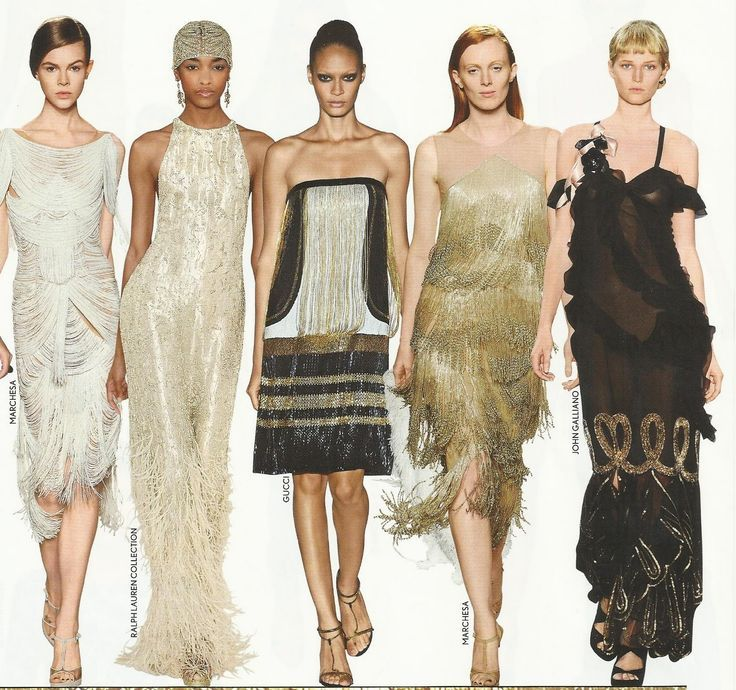 Great Gatsby Inspired Dresses Fashion The Outfits