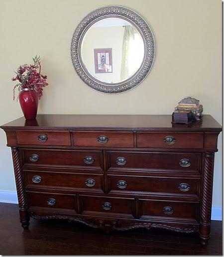 High Quality Master Bedroom \ Cherry Bedroom Dresser