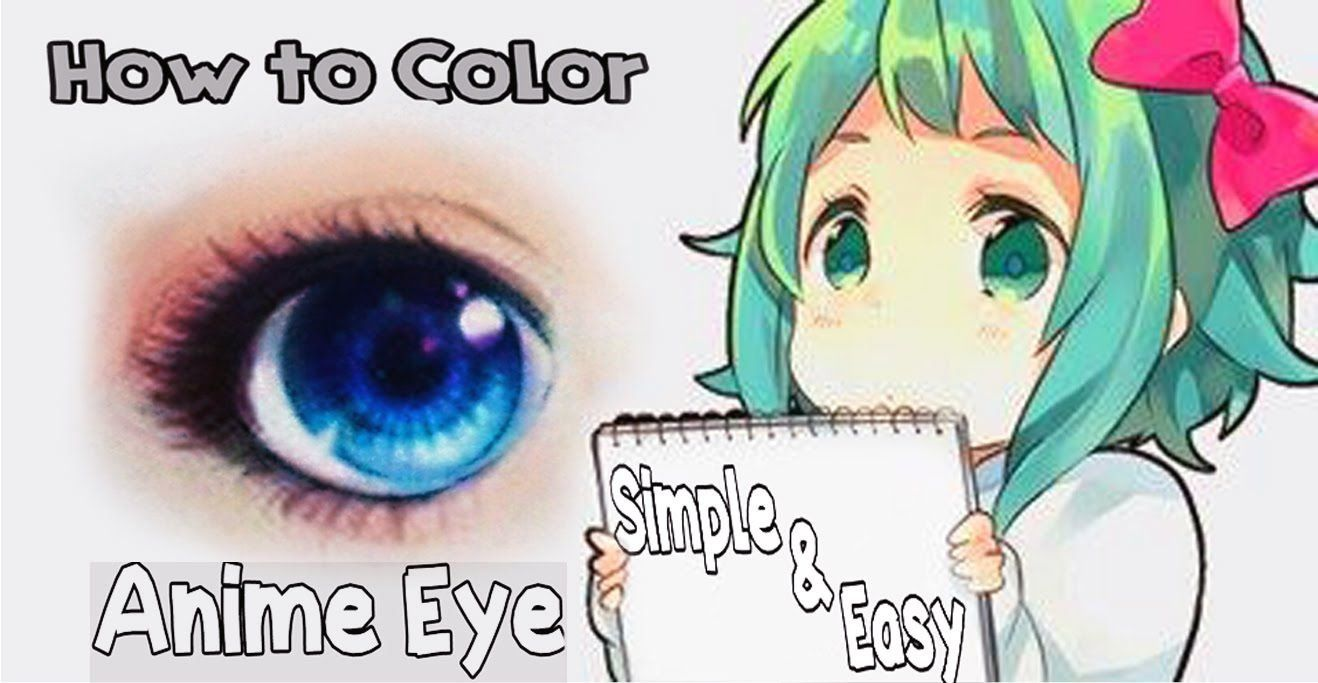Anime Eye Coloring Tutorial Using Colored Pencils 1000 Anime Eyes Coloring Tutorial Easy Anime Eyes