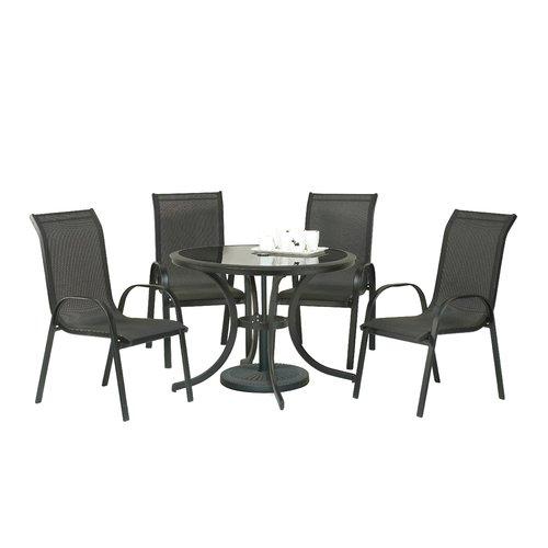 Sol 72 Outdoor 4 Seater Dining Set Gartentisch Mit Stuhlen