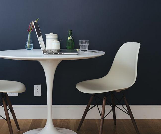 estupendas ideas de cmo decorar tu comedor con una mesa redonda - Mesa Redonda Comedor
