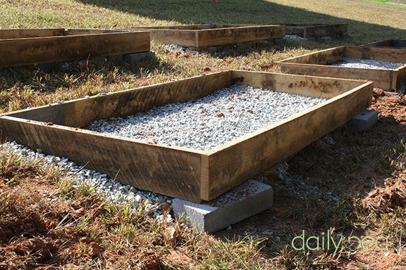 How to Plan an Organic Raised Bed Garden Daily Pea Jardin 3