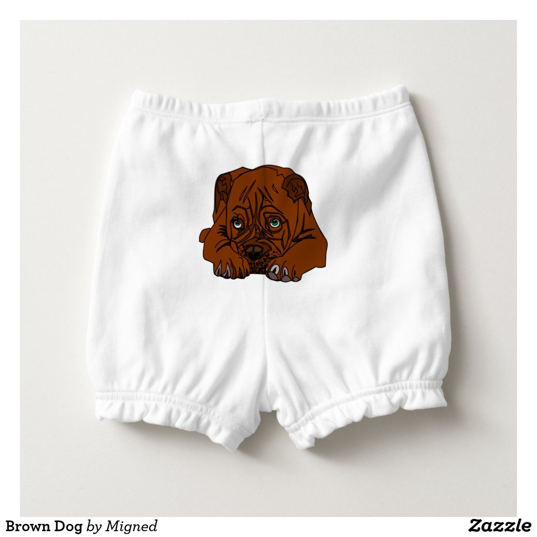 Brown dog diaper cover dog diapers brown