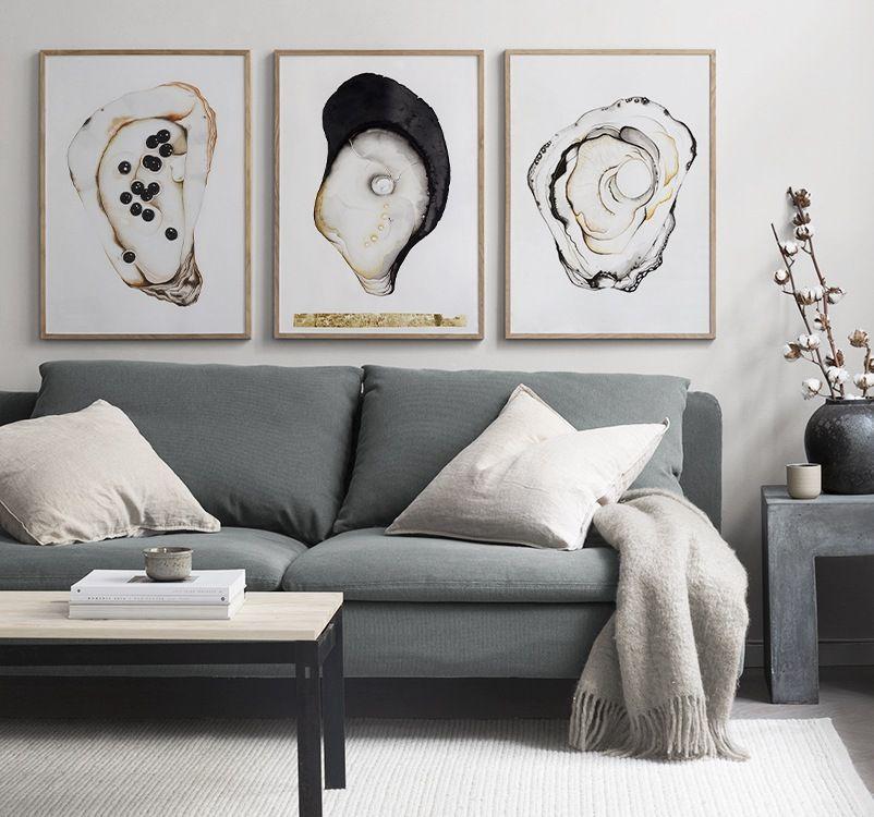 Ispirazione Per Gallerie A Parete E Collage Desenio It Parete Con Foto Gallerie A Parete Parete