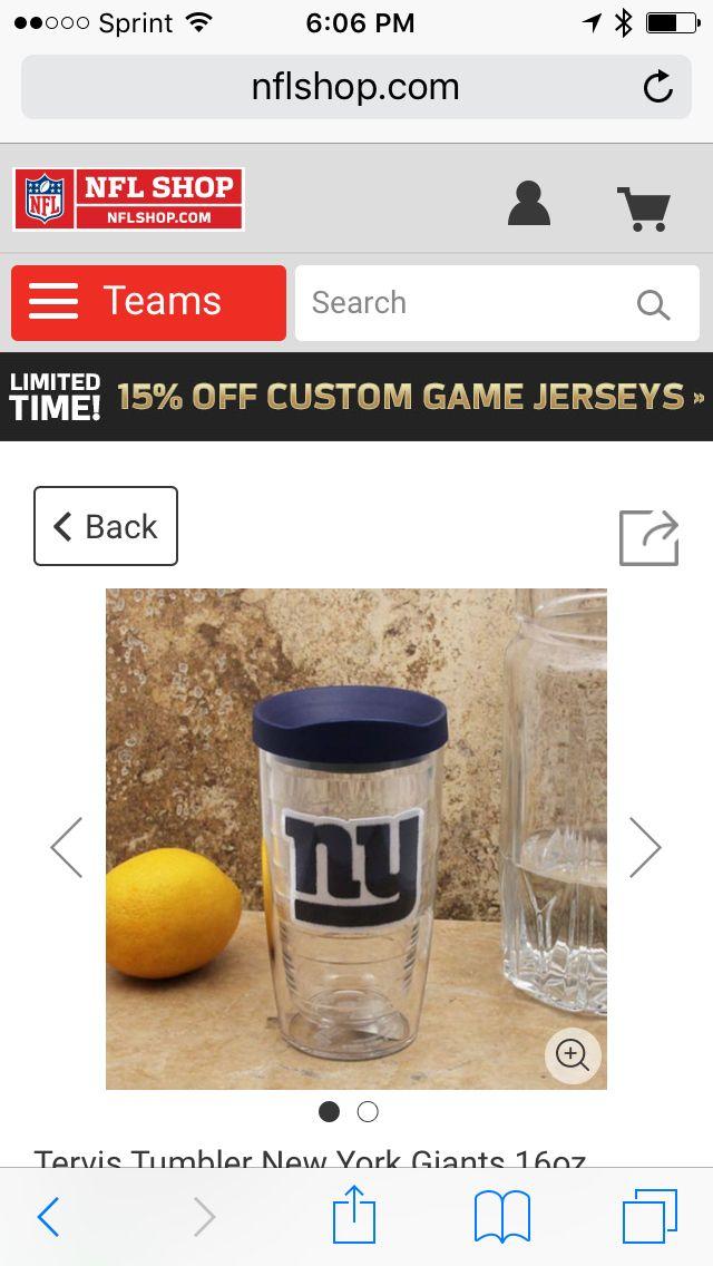 NYG cup
