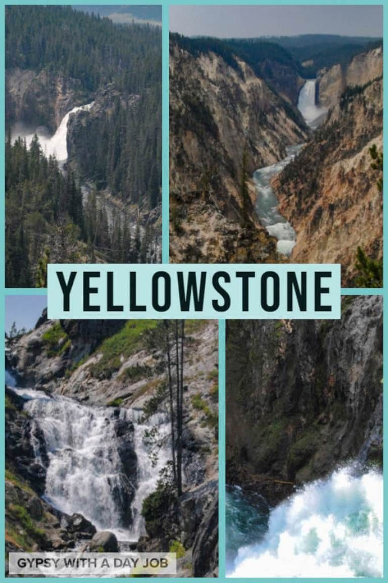 A Yellowstone Trip Planner Planning Your Perfect