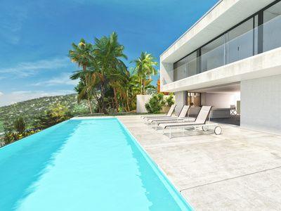 Peinture piscine béton permet l\u0027entretien, la décoration, la