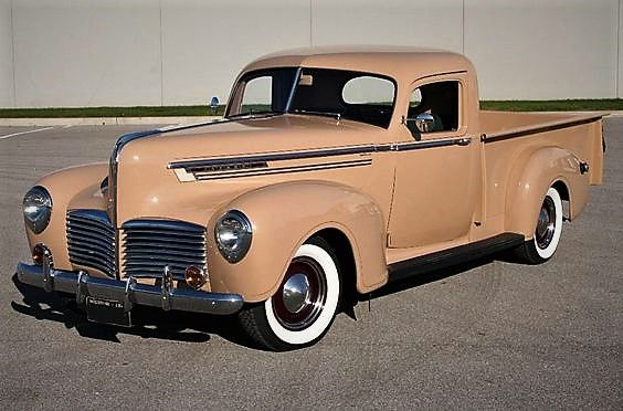 Image result for 1941 hudson pickup